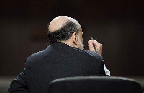Bernanke Considers How Much Treasury Buying Is Too Much