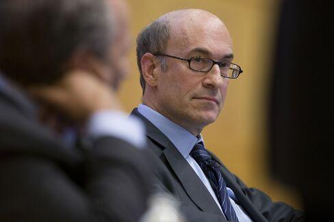 Harvard University Professor Kenneth Rogoff