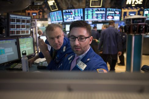 U.S. Stock-Index Futures Little Changed After GDP, Jobless Data