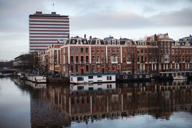 The Netherlands has been a pretty attractive place to U.S. companies.