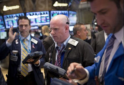 U.S. Stock Futures Rise Before Earnings Reports