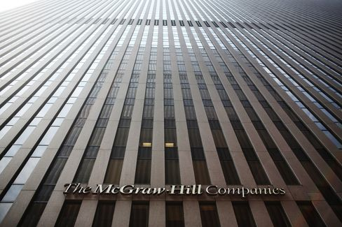 The McGraw Hill Inc. Headquarters