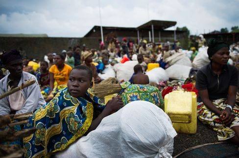 Congo Rebels Seize Eastern City of Goma as Thousands Flee