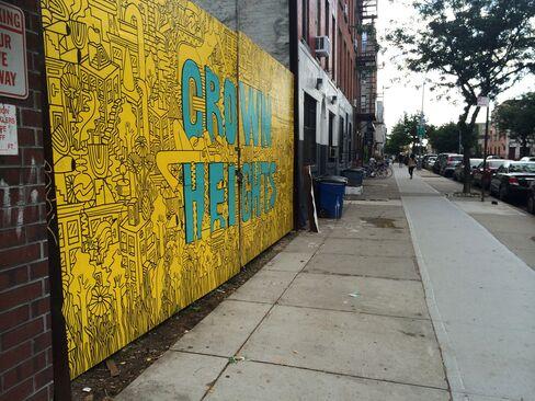 Crown Heights in Brooklyn