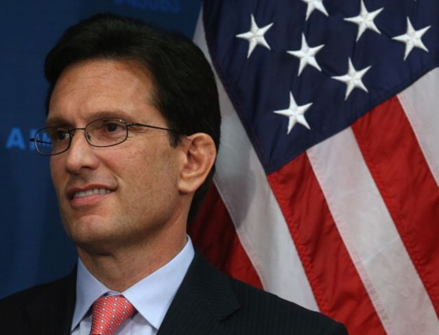 Hypocrisy is not automatically disqualifying for a politician like Eric Cantor.
