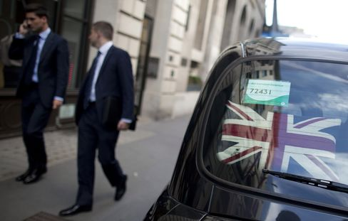 London Frets Future as Money Hub With Europe Excluding U.K.