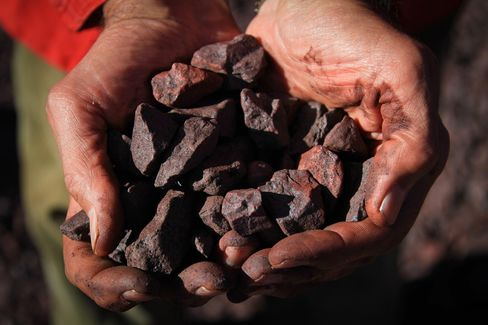 West Africa Rails Rebuilt With Iron Ore Boom's Proceeds