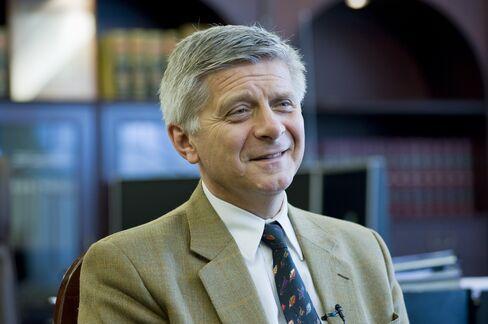 Bank of Poland Governor Marek Belka