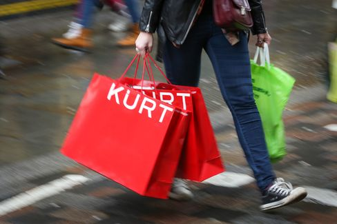 U.K. Retail Sales Rise