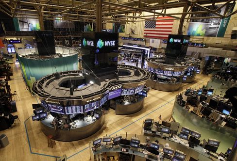 Stock, Bond Trading Shut a Second Day as Sandy Hits New York