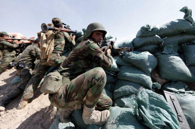 Kurds, taking the fight to the jihadists.