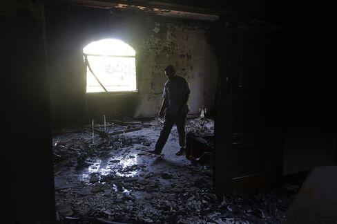 U.S. Consulate Attack in Benghazi
