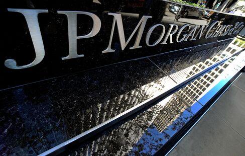 JPMorgan Names Regional Banking Heads for Europe, Asia in Revamp
