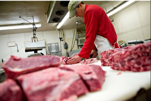 Food Costs Seen Reaching Record