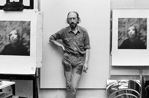 Artist Richard Hamilton