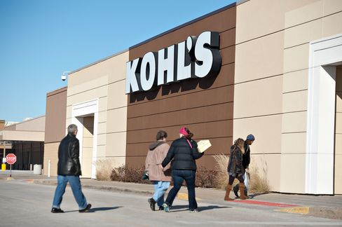 Kohl's J-Lo Connection Invites LBO on Sales Discount