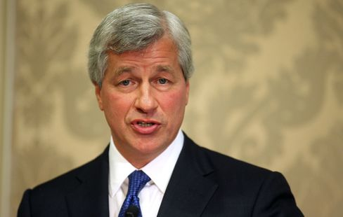 Jamie Dimon, CEO of JP Morgan Chase & Co.