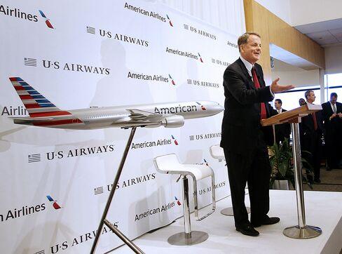 US Airways CEO Defies Buffett Adage Seeing American Atop Returns
