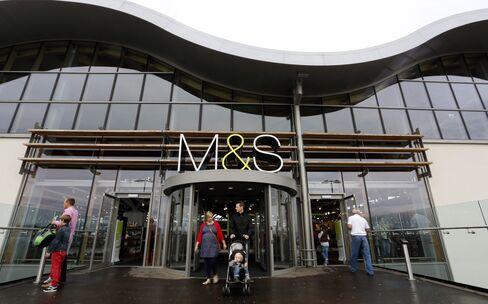 Marks & Spencer Profit Beats Estimates as Sales Decline Eases