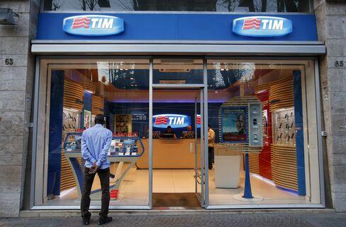 Telecom Italia, Hutchison Mobile Merger Talks Said to Stall