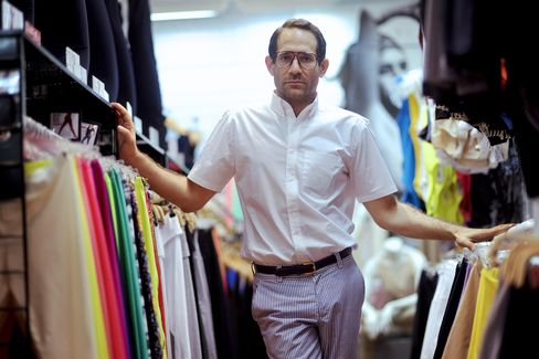 American Apparel Inc. Founder Dov Charney