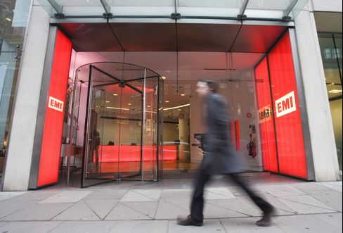 Universal Music Said to Discuss EMI Cuts With EU Regulators