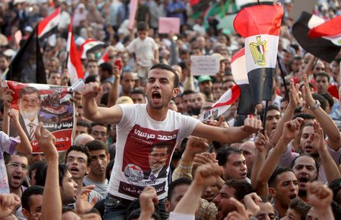 Egypt Delays Results of Presidential Vote Adding to Uncertainty