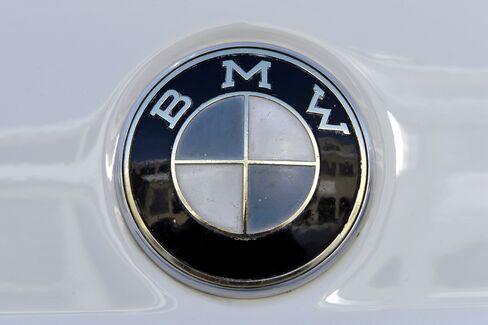 BMW Posts 20% Sales Gain, Outpacing Audi