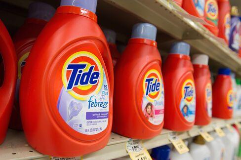 Procter & Gamble Profit Tops Estimates Amid Price Increases