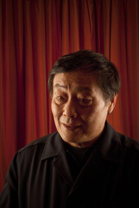 Chairman of Hangzhou Wahaha Group Zong Qinghou