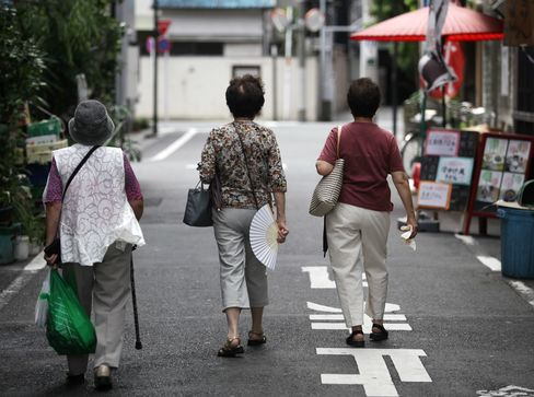 Sysmex Leads Health Care as Best in Aging Japan