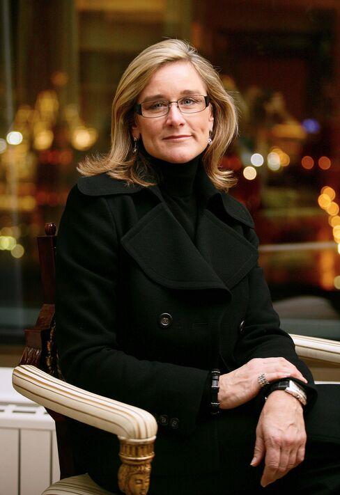 Burberry CEO Angela Ahrendts