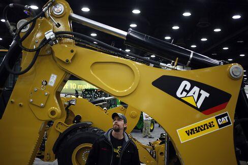 Caterpillar Dodged $2.4 Billion Tax in Swiss Move, Inquiry Finds