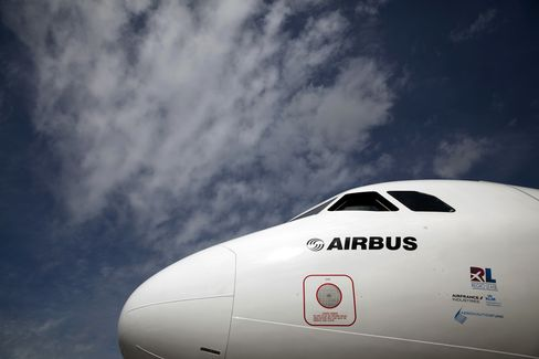 EADS to Adopt Airbus Name to Reflect Heft of Civil Aircraft