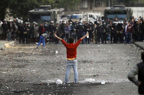 Rival Egypt Political Camps Agree Framework to End Violence