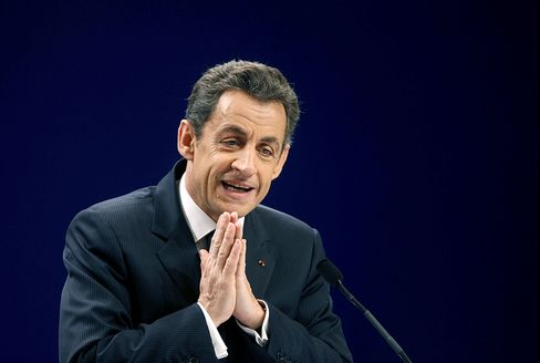 Sarkozy Named a Material Witness by Judges in Bettencourt Affair