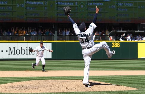 Seattle's Hernandez Throws 23rd Perfect Game, 3rd of MLB Season