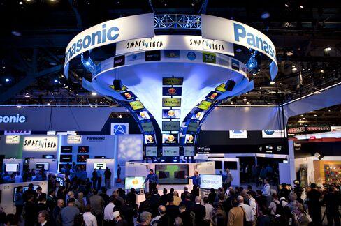 Panasonic in Talks for Biggest U.S., Europe Deals
