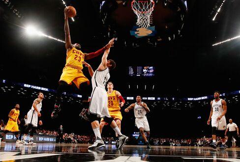 NBA Jerseys Can Bear Advertising Logos, League Says