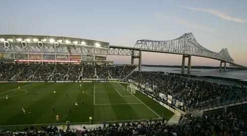 Soccer Denying Impoverished City Shows Stadium Risk