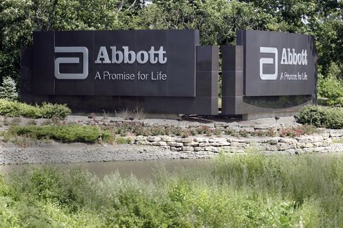 Abbott Said to Agree to Pay $1.3 Billion to End Suits