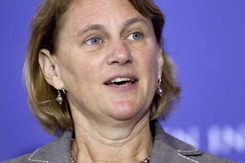 Calpers CEO Anne Stausboll