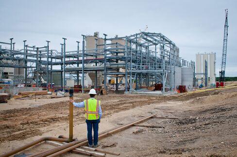 San Antonio Cement Plant