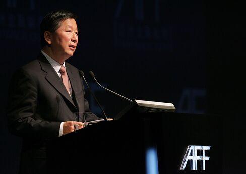 China Banking Regulatory Commission Chairman Shang Fulin