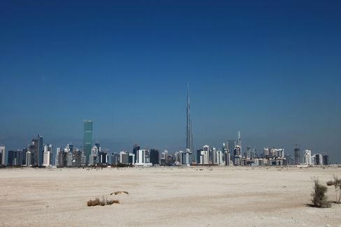 Dubai Risking Property Bubble Redux With Lowest Rates
