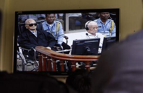 Cambodia Khmer Rouge Verdict