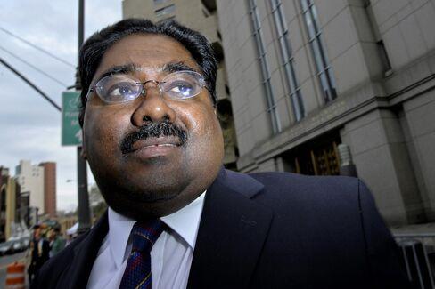Galleon Group LLC co-founder Raj Rajaratnam