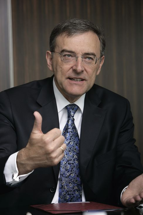 BMW CEO Norbert Reithofer