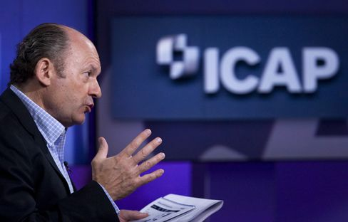 ICAP Chief Executive Officer Michael Spencer