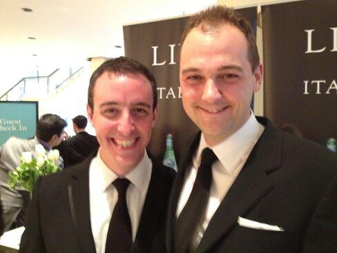 William Guidara and Daniel Humm